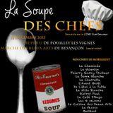 La Midinale d'Alex Mathiot - Valérie Faivre du Lions Club Besançon Granvelle pour La Soupe des Chefs