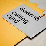 Deemo - Calling Card