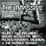 2016 07 29: The Massive