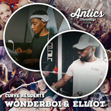 Antics Urban Freshers Mix 2018 - DJ Wonderboi