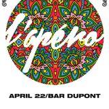 L'Apéro at Bar Dupont, April 2015