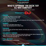 Groove Cruise Miami 2019 DJ Contest Mix:  JOEY P- SUN BATHE TECHNO