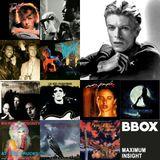 Maximum insight #1601: David Bowie, Collaborators & Friends