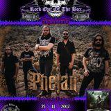 Programa Rock Out Of The Box - #10 - Entrevista com a banda Phelan (25.11.2017)