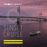 Maniac Beach × REBOOT presents SUNSET CRUISE,Yokohama 25 August,2018