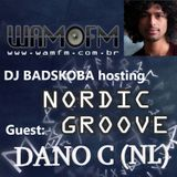 Nordic Groove with Guest DANO C (NL)
