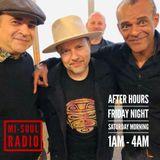 After hours / Roy The Roach & DJ Eren / Mi-Soul Radio /  Sat 1am - 4am / 18-05-2019