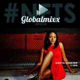 Alexis Fair - Global Mixx Radio - Not for the Sheep with Greg Gibbs - June 2014
