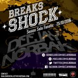NORBAK @ Breaks Shock - Sala Fanatic (Sevilla) [25.10.14]