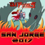 Dj Fires - San Jorge 2017