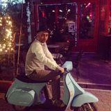 dj seitan at RED coffee bar || 17.4.15 || electronique*alternative*indie*classics*rock