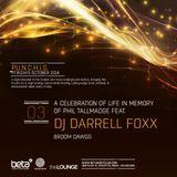 DJ Darrell Foxx live set from Beta nightclub Sep 3 2014 part 1