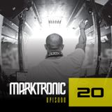 Marktronic Radio #27 - Mixed by Mark Stent