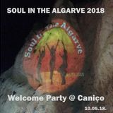 SOUL IN THE ALGARVE 2018 - Welcome Party LIVE SET