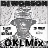 Podcast : #OKLMix DJ Wobson