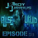Jordy Jurrius - Pulse Liquid Episode 013 (April 2014)