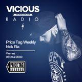 Price Tag Weekly (14.07.2017) @ Vicious Radio w/ Nick Elia