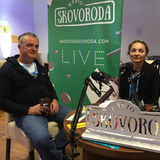 Lviv IT Arena 2016 / Олексій Скрипник / Radio SKOVORODA