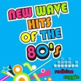 new wave hits of the 80's