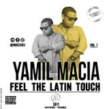 Feel The Latin Touch Vol1 By Yamil Macia