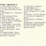 DJ Clue Springtyme Stickup Pt. 1 - SIDE A (1995)