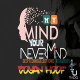 Boyan Hoof - Techno Set.:[MY MIND YOUR MIND NEVERMIND]:. PODCAST at Plus U Radio