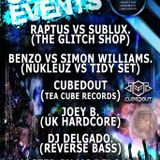 Cubedout Live @ Chaos - Camborne July 2014