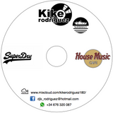 KIKE RODRIGUEZ PRESENTS _ SUPERDRY HOUSE MUSIC CAFE VOL. 1 - 05_02_2017