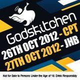 DEAN FUEL - ULTIMIX (5FM) - October 2012 - Godskitchen SA Tour 2012