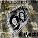 dj tonchi, empezando el año con remember 02-01-2018