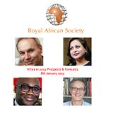 RAS Event: Africa in 2013: Prospects & Forecasts