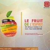 Le Fruit de l'Esprit  - 3-12