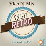VicoDJ Mix - Casi te Envidio Salsa Retro