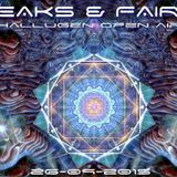 ElfRa @ Freaks and Fairy's open air party (unexpected experience) 26/09/2015