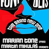Estereo 8.11.2017 with dj set from Marian Tone. Funkopolis is BACK!