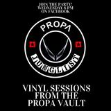 Jungle Classics Vinyl Mix DJ Rap Propa Vault Sessions show 1