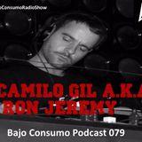 Camilo Gil a.k.a. Ron Jeremy - Bajo Consumo 079