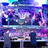 Underdogz 4 decks at Monegros Desert Festival 2013