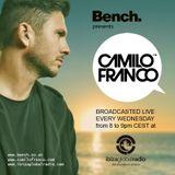 Bench presents Camillo Franco Radio Show on Ibiza Global Radio - 31/08/2016
