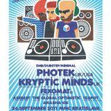 Fexomat @ Funky Comrade [MMC/Bratislava] 2011 [1st hour]