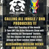 31-10-17  THE ASBO RECORDS UNSIGNED SPECIAL SHOW (Demented Frequency & Bassline Beenie) -KOOLLONDON