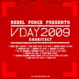 The Darkitect-V: 2009 Drum & Bass Mix