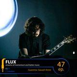 FLUX 47 // Guestmix: Siavash Amini