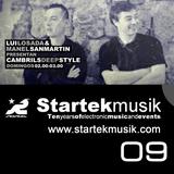 Startek Musik Cambrils DEEP Style Radioshow 09