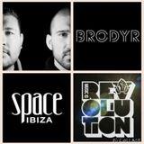 BRODYR @ Space Ibiza 1/9/2015 - Carl Cox Music is Revolution - Awaken Ibiza