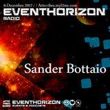 Sander Bottaio - Eventhorizon Radio 6-12-17