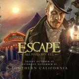 Bob Moses - Live @ Escape All Hallows Eve (California, USA) - 01.11.2014