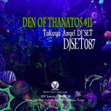 DJSET087 - Den Of Thanatos#11 (2019)