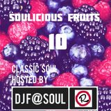 Soulicious Fruits #10 by DJ F@SOUL