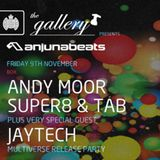 Super8 & Tab - Live at The Gallery presents Anjunabeats - Ministry Of Sound London - 09.11.2012